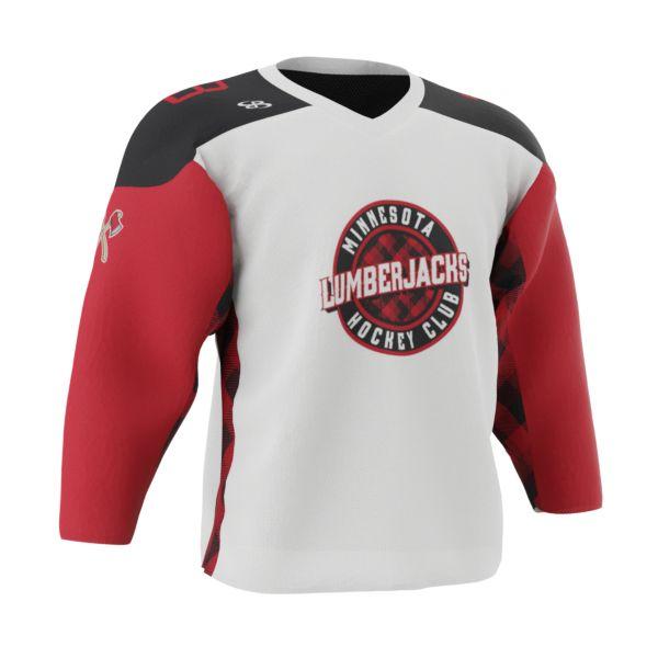 Custom Youth Hockey Goalie Jersey