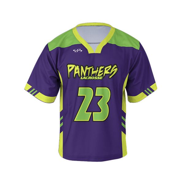 Full Dye, Lacrosse Short Sleeve Uniform Top (FD-260)