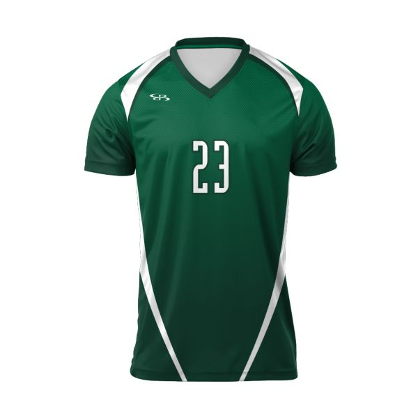 Custom Men's Short Sleeve Volleyball Jersey
