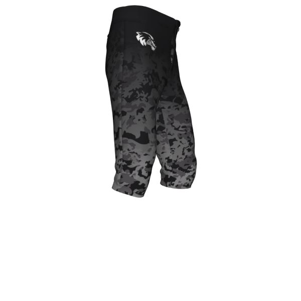 Custom Men's Hypertech Series Full Dye Knicker