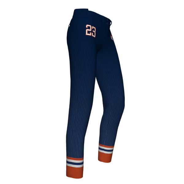 Women's Custom FD Full Length Fastpitch Pant (FD-5070W)