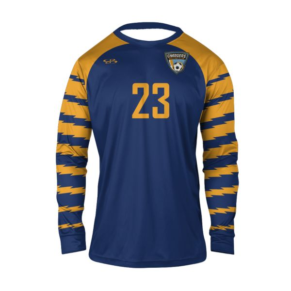 Custom Men's Goal Keeper Jerseys