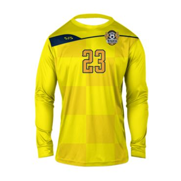 bdaeb0f23a8 Goal Keeper Jersey · Style 1001. Sublimated. $29.99. Customize