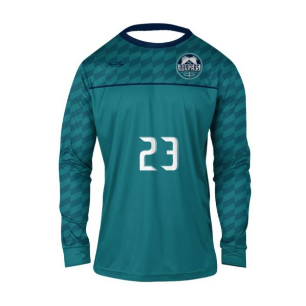 Mens Full Dye, Soccer Keeper Jersey