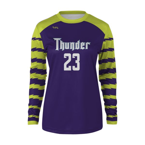 Custom Women's Goal Keeper Jerseys