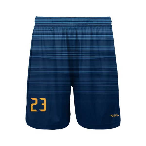 Custom Women's Soccer Shorts