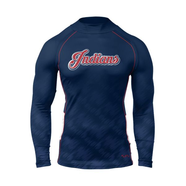 Men's Custom Element Compression Long Sleeve