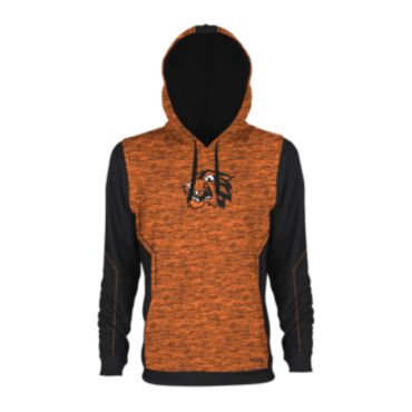 Custom Sublimated Supreme Tech Fleece Hoodie 1013