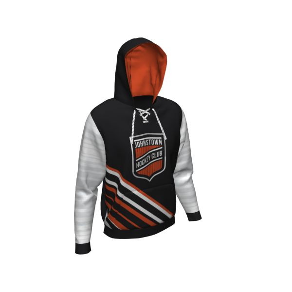 Custom Youth Lace Up Hoodie