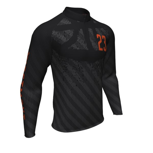 Custom Men's Premier Quarter Zip Pullover
