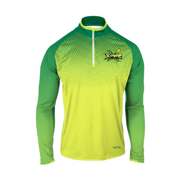 Men's Custom Premier Quarter Zip Pullover