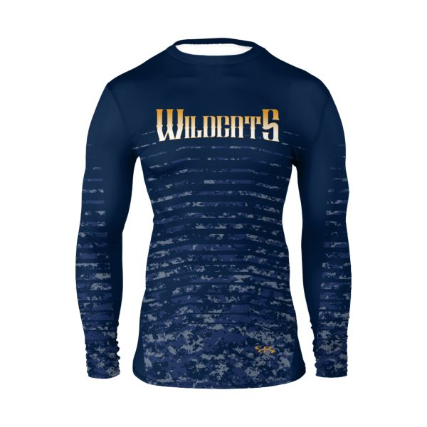 Men's Custom Ultra Performance Long Sleeve Compression