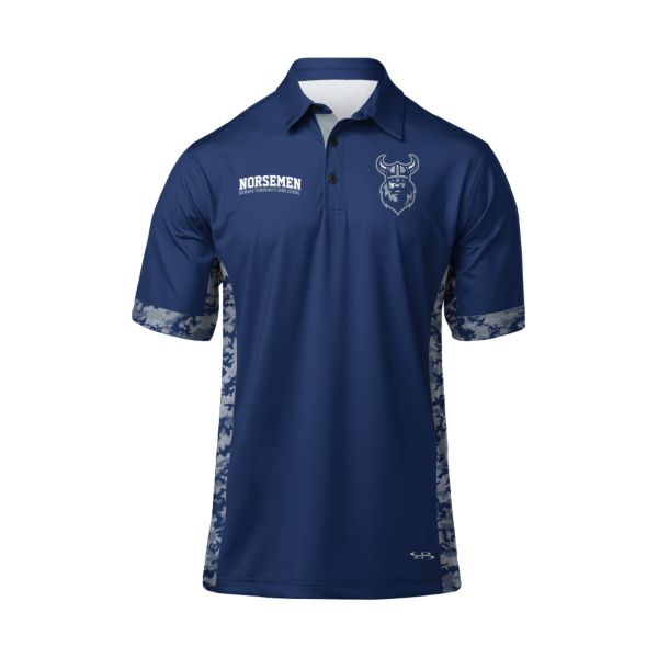 Men's Custom Refract Polo