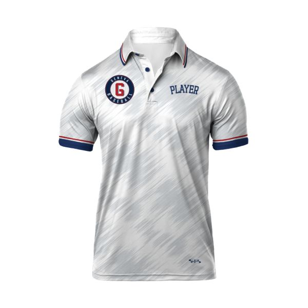 Men's Custom Refract Semi-Fitted Polo