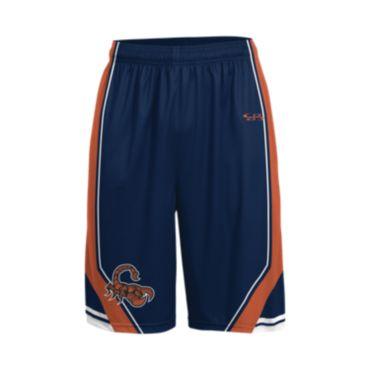 Custom Sublimated Advanced Basketball Shorts (Pockets) 1001