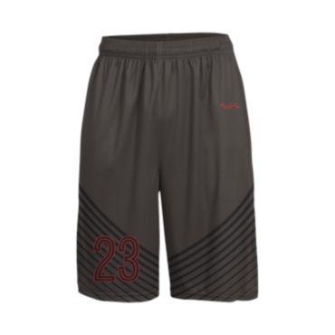 Custom Sublimated Advanced Basketball Shorts (Pockets) 1002