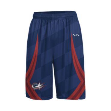 Custom Sublimated Advanced Basketball Shorts (Pockets) 1003