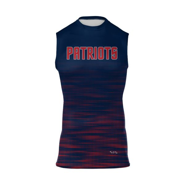 Men's Custom Ultra Performance Sleeveless Compression
