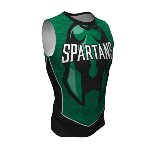 Custom Youth Ultra Performance Sleeveless Compression
