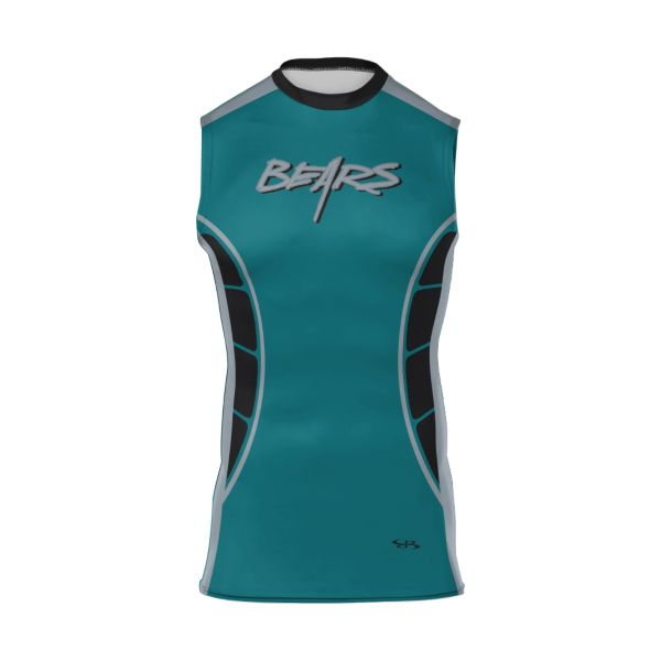 Youth Custom Ultra Performance Sleeveless Compression