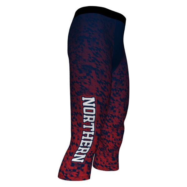 Custom Youth 3/4 Compression Tights
