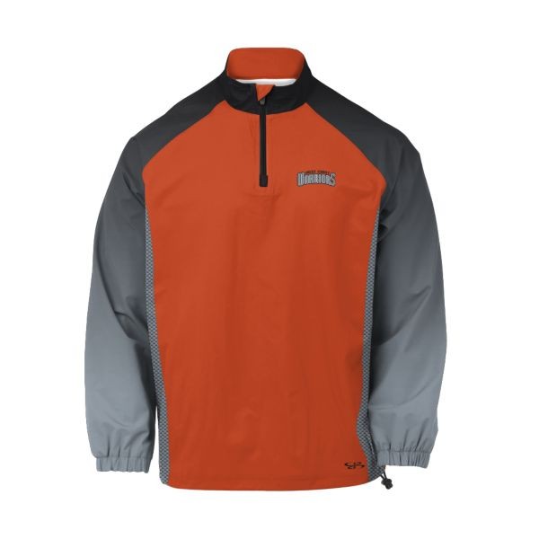 Men's Custom Prime Tech Woven Quarter Zip Pullover