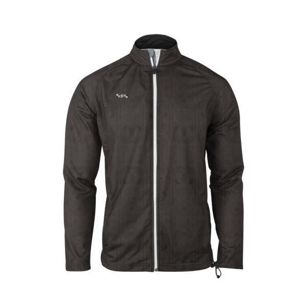 Men's Custom Verge Warm-Up Full-Zip Jacket