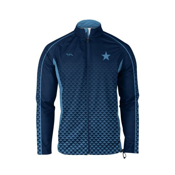 Men's Custom Verge Warm-Up Full-Zip Jacket