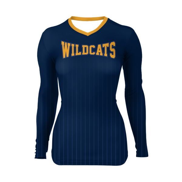 Custom Women's Ultra Performance Long Sleeve Compression
