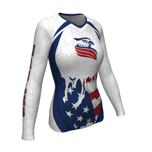 Women's Ultra Performance Long Sleeve Compression