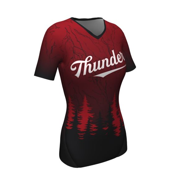 Custom Women's Ultra Performance Short Sleeve Compression