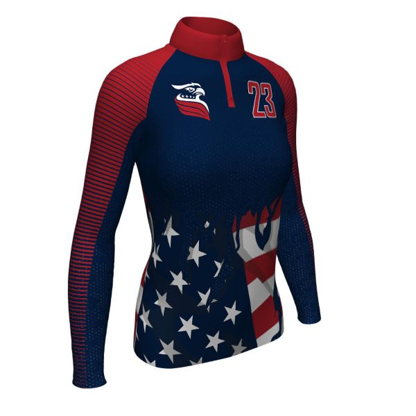 Women's Premier 1/4 Zip Pullover