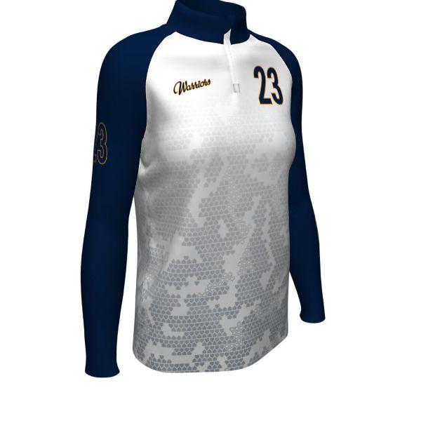 Women's Custom Verge 1/4 Zip Pullover