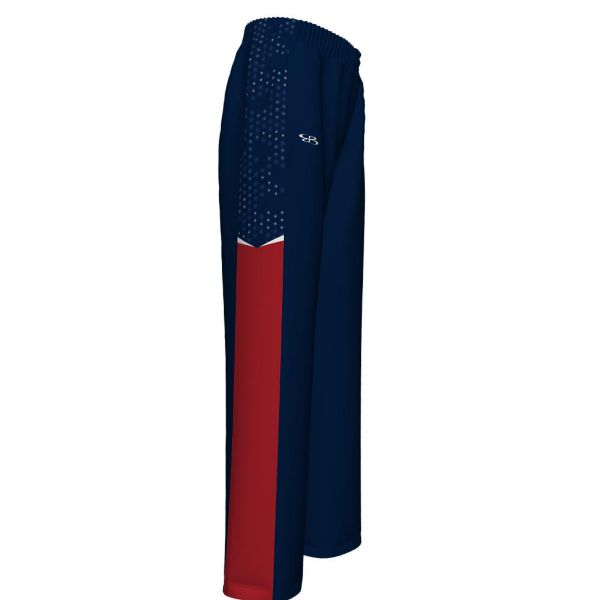 Women's Custom Full Dye Verge Warm Up Pants