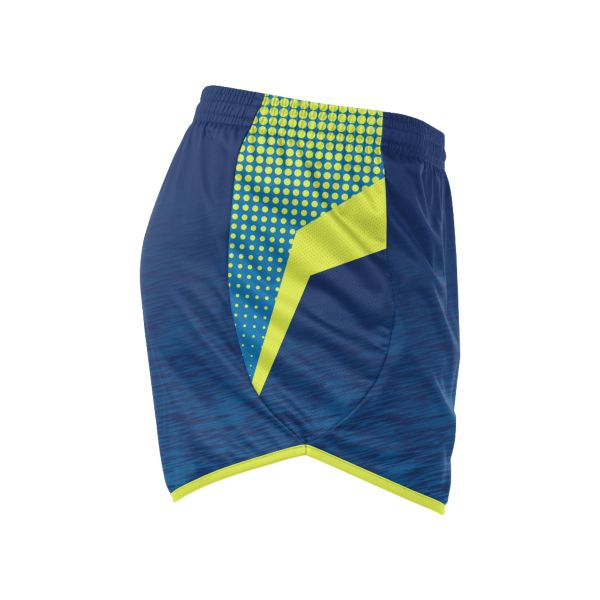 Custom Boys' Knit Running Shorts