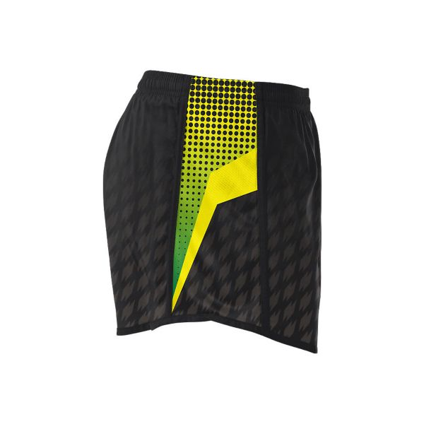 Boys' Custom Track Woven Running Shorts (FD-4033)
