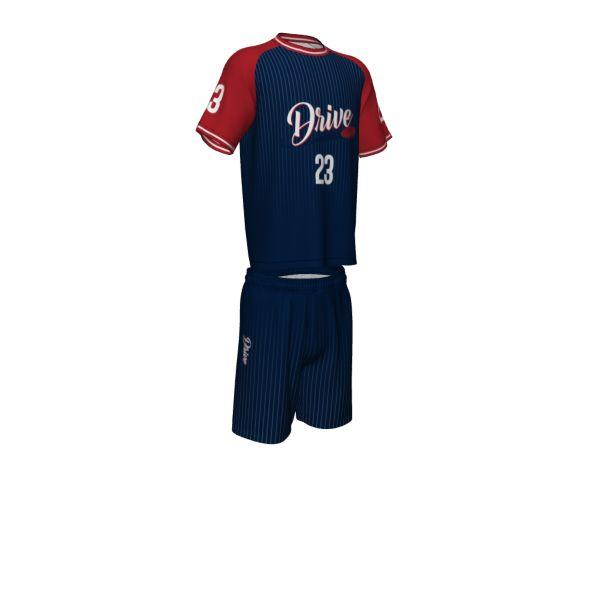 Custom Youth Ultimate Frisbee Uniform - Full Set