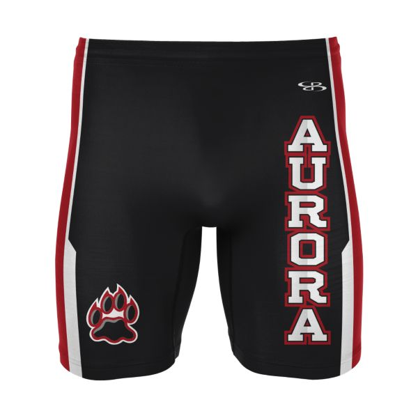 Custom Men's Wrestling Compression Shorts
