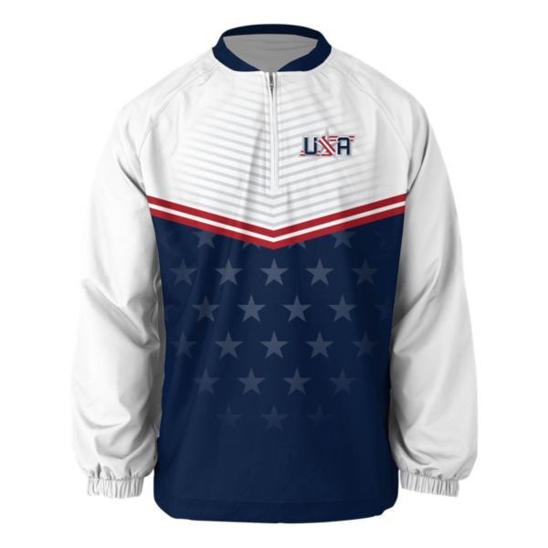Men's USA Freedom Ink Long Sleeve Pullover