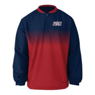 Men's USA Long Sleeve Pullover
