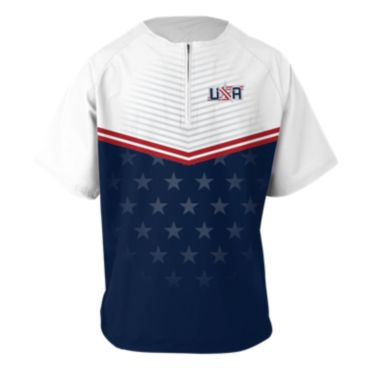 Men's Freedom USA INK Short Sleeve Pullover