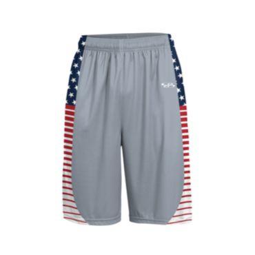 Men's USA Star INK Basketball Short