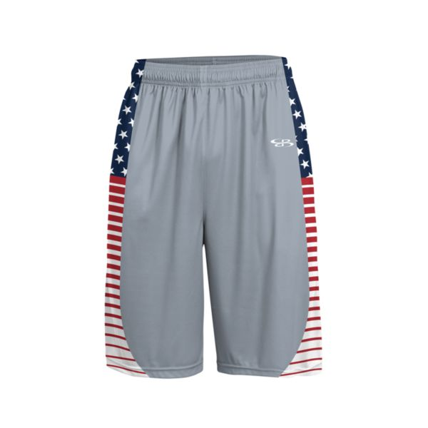 Men's USA Star INK Basketball Short