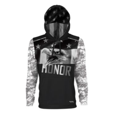 Men's USA Honor INK Hoodie