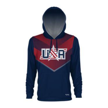 Men's USA Hoodie 3005