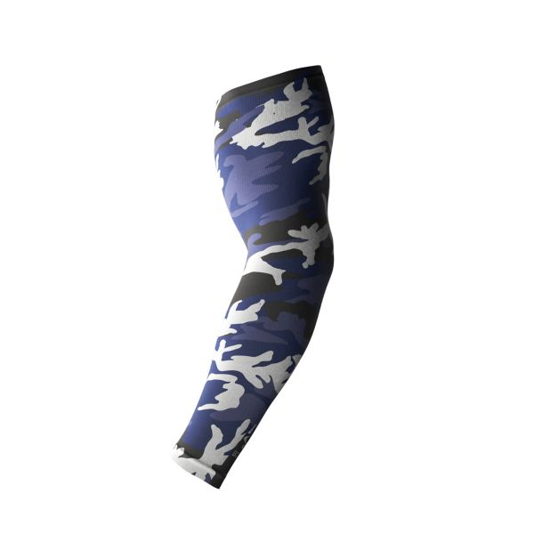 Natural Camo Compression Arm Sleeve