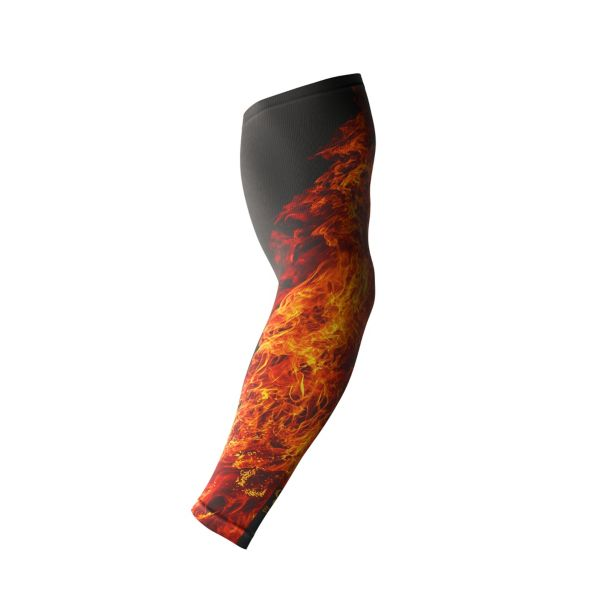 Fire Compression Arm Sleeve