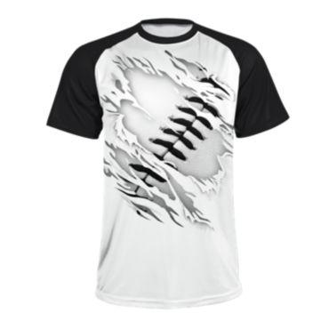 Men's Ball Game INK Short Sleeve Shirt