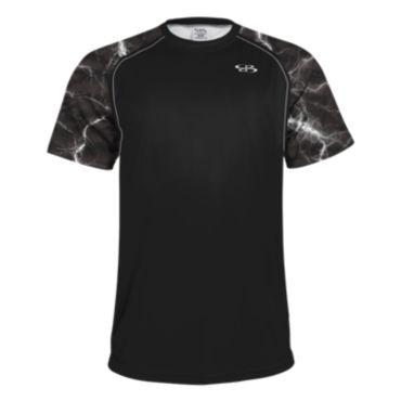 Men's Lightning Bolt INK Short Sleeve Shirt