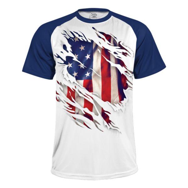 Men's USA True Colors Performance Shirt